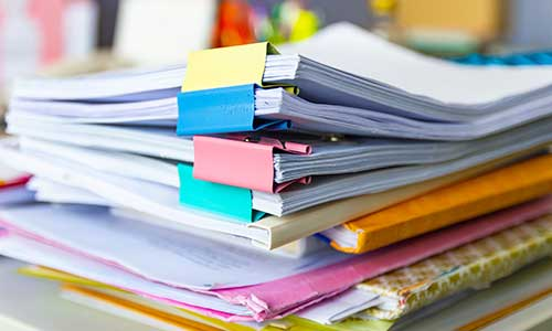 Merging Paper Retirement Documents
